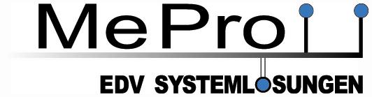 MePro Logo